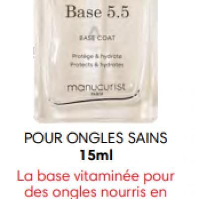 Manucurist base 5.5